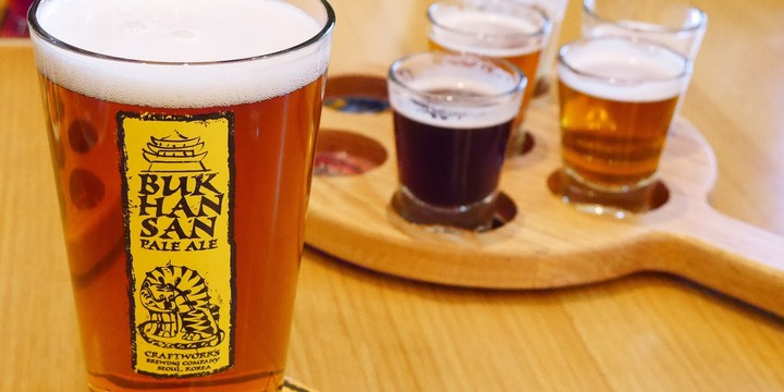 The rise of south korea 39 s craft brewing scene munchies for Craft a brew catalyst