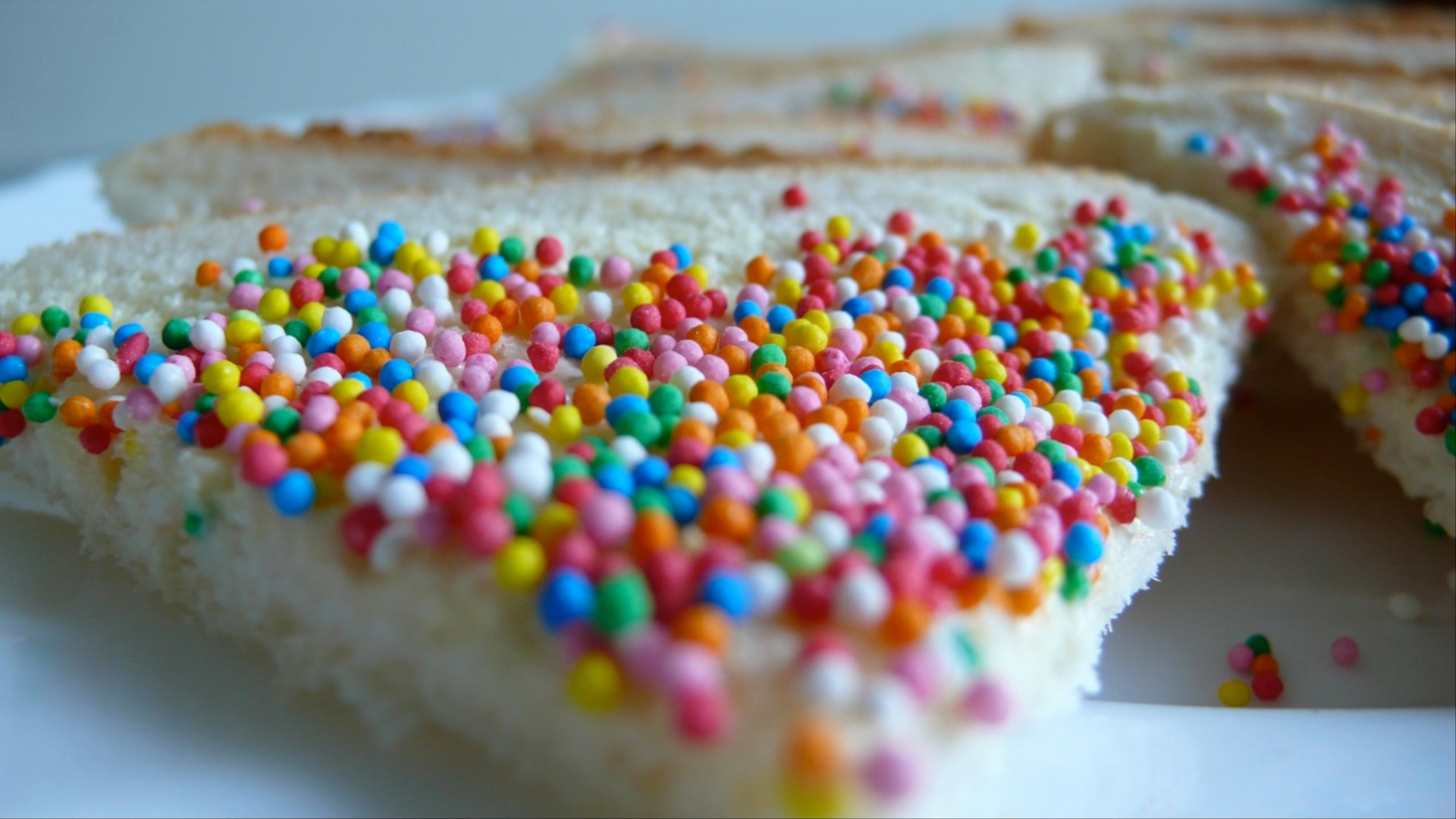 Australia, We Need to Talk About Fairy Bread - VICE