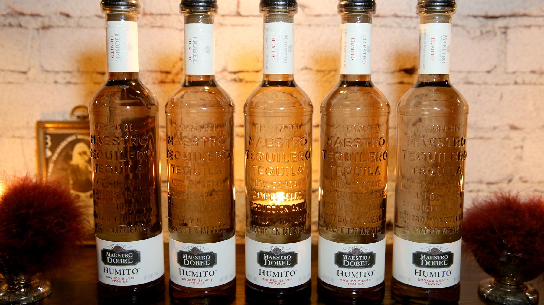 The World's First Smoked Silver Tequila by Maestro Dobel Tequila on May 11, 2016 in Los Angeles, California. (Photo by Rachel Murray/Getty Images for Proximo Spirits)