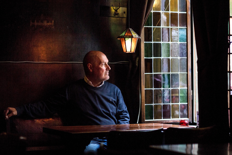 Lars Matell-Hyllested. Foto: Simon Fals