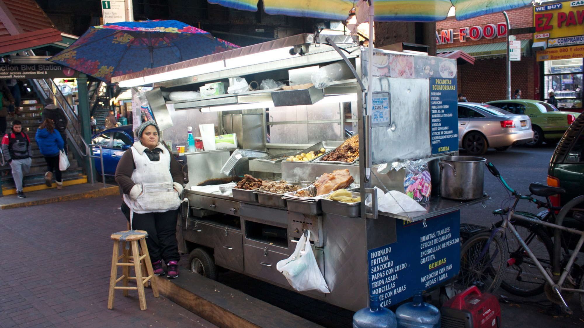 NYC Street Vendors Want to End the Black Market for Permits - VICE