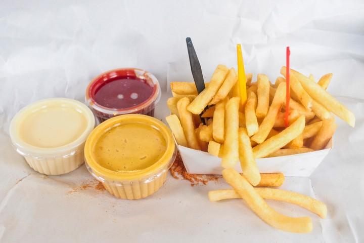 Nous n'avons pas besoin de Tinder, parce nous avons les frites