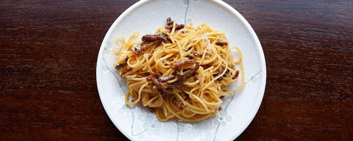 The Only Way To Make Carbonara Involves 5 Ingredients Munchies
