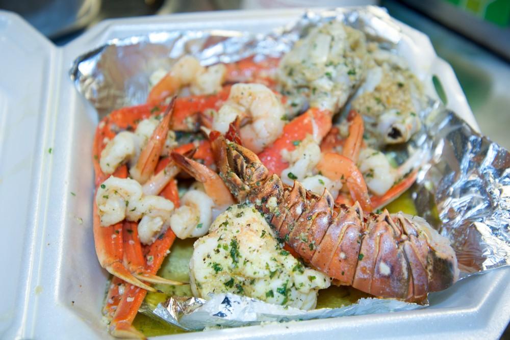 Crabman 305 plate
