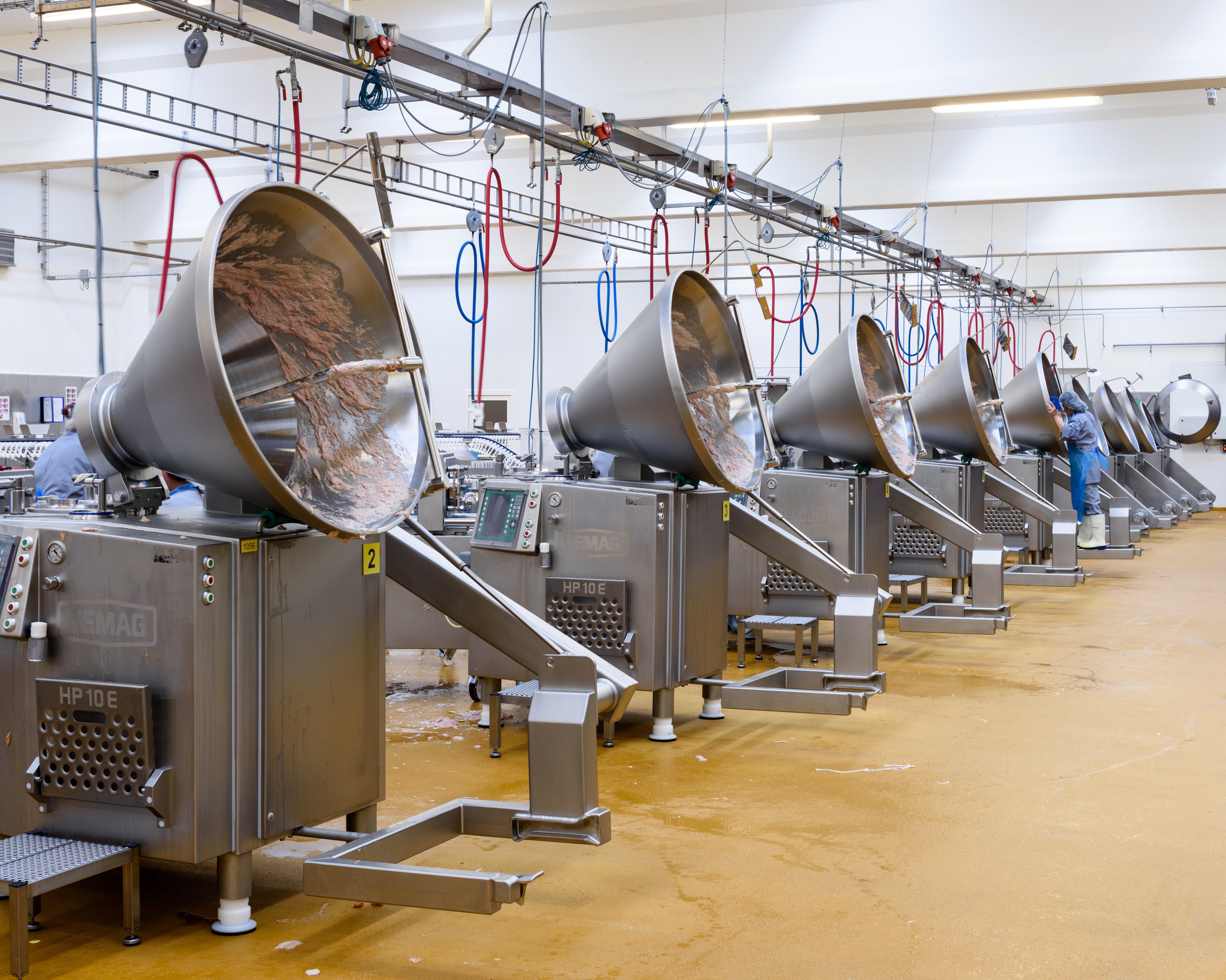 Danish hotdog factory. Foto: Alastair Philip Wiper
