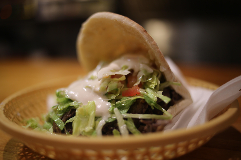 Den første Shawarma 06