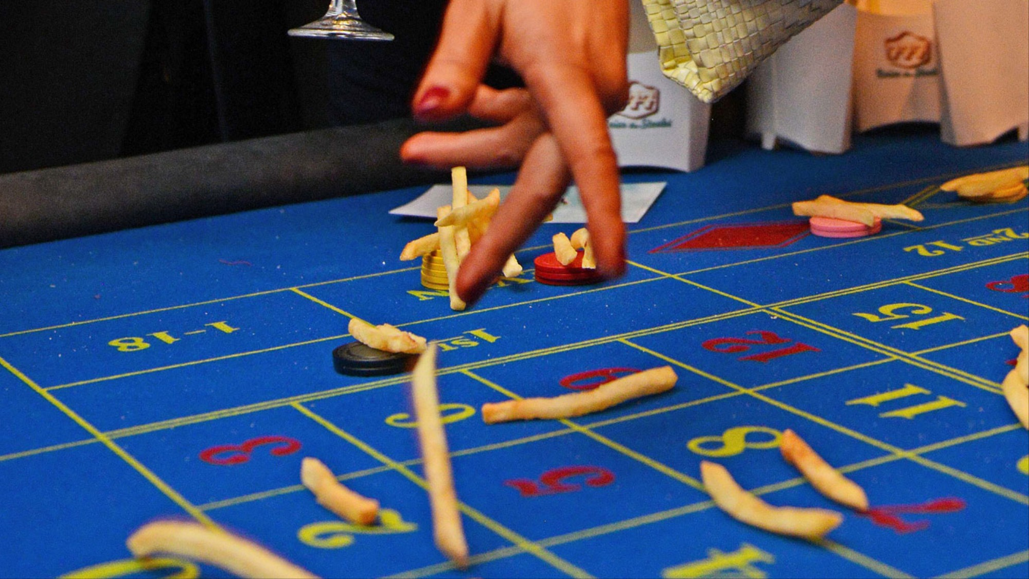 I Gambled with French Fries at a 'Food Casino' and Won More