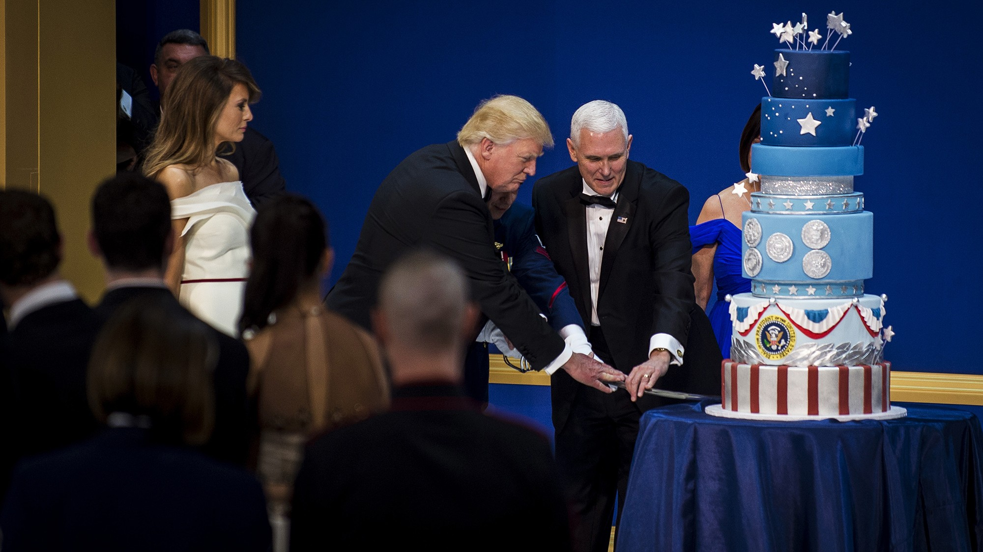 The Bakers of Trump's Inauguration Cake Will Donate Profits