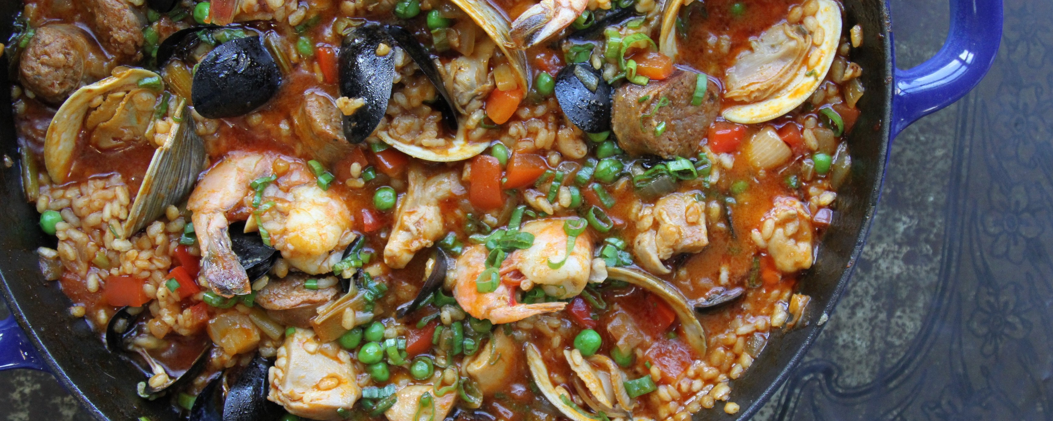 How-To: Paella mit Jamie Bissonnette
