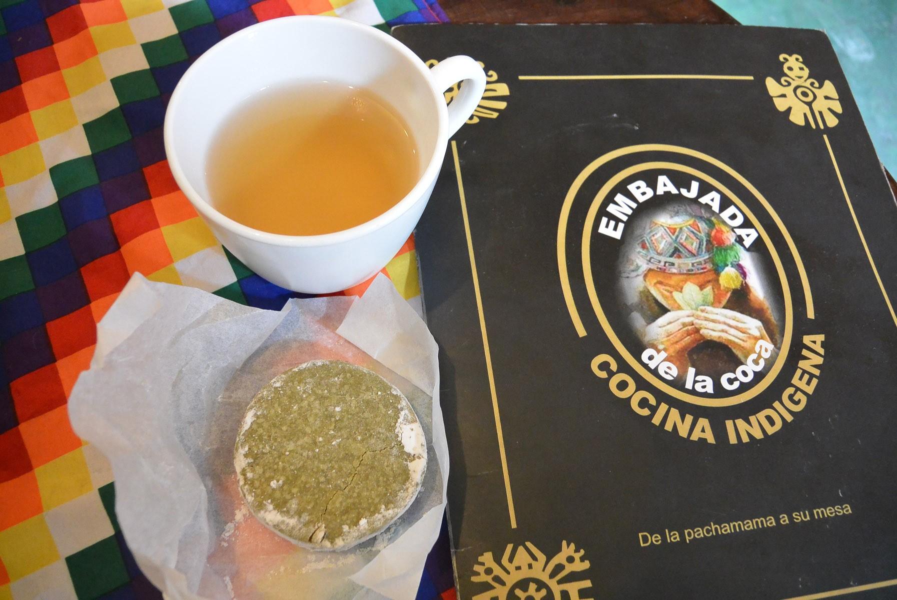 Image 8 - Coca tea y alfahore