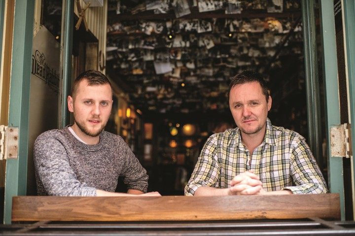The Guys Behind the World's Best Cocktail Bar Just Want to Drink a Pint