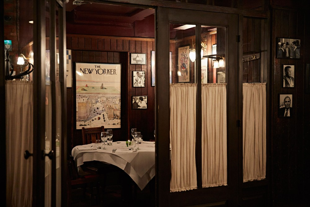 Inside london 39 s original west end restaurant munchies for Best private dining rooms west end