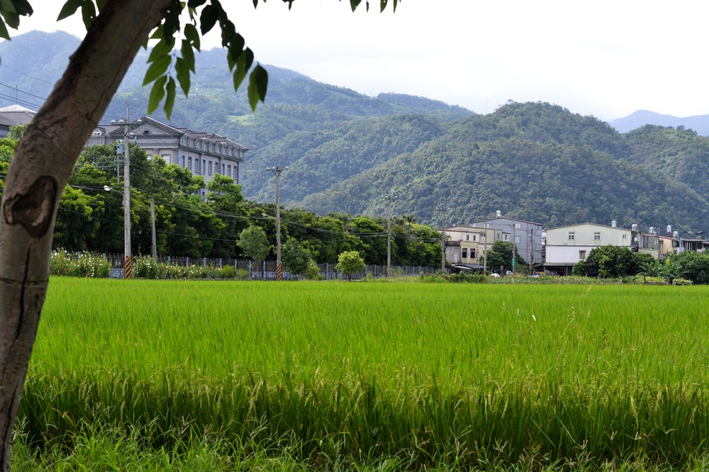 Kavalan Whisky is located on the outskirts of Yilan City on Taiwan's northeast coast._
