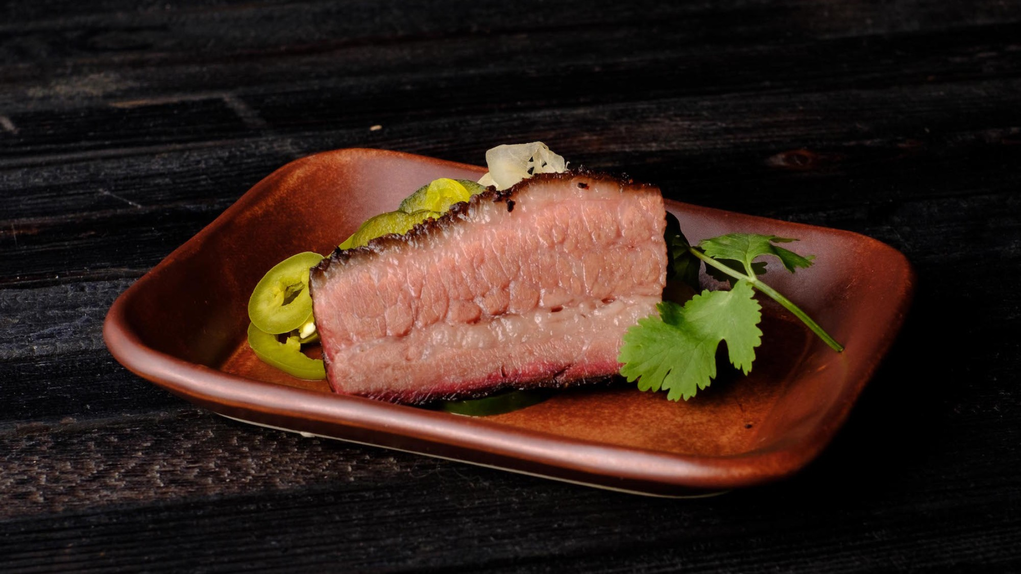 How One Ramen Boss Is Blending Texan BBQ Smoke with Japanese Cuisine