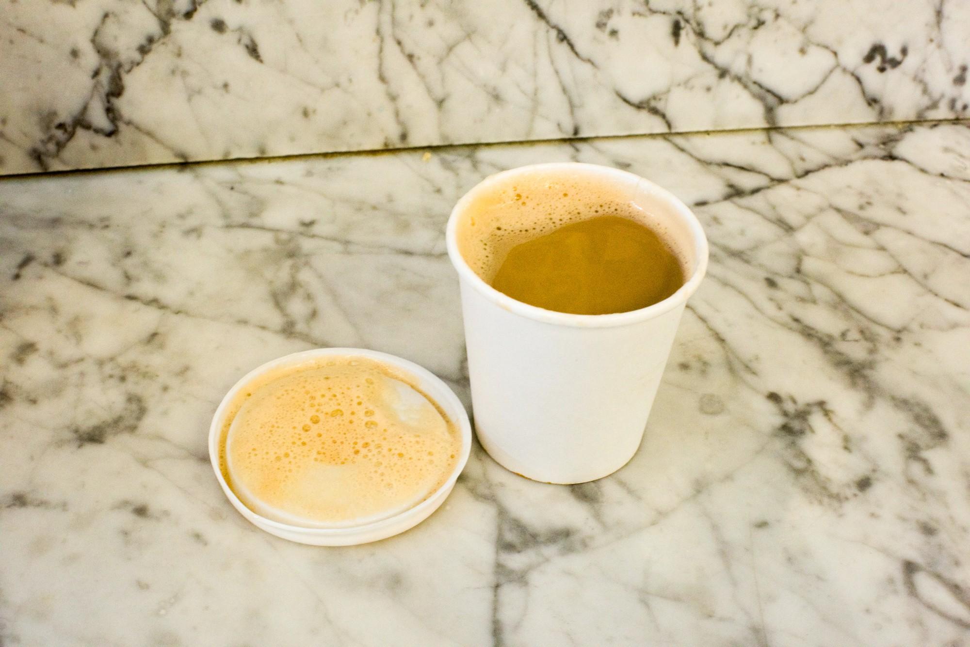 Las Olas Cafe cafecito