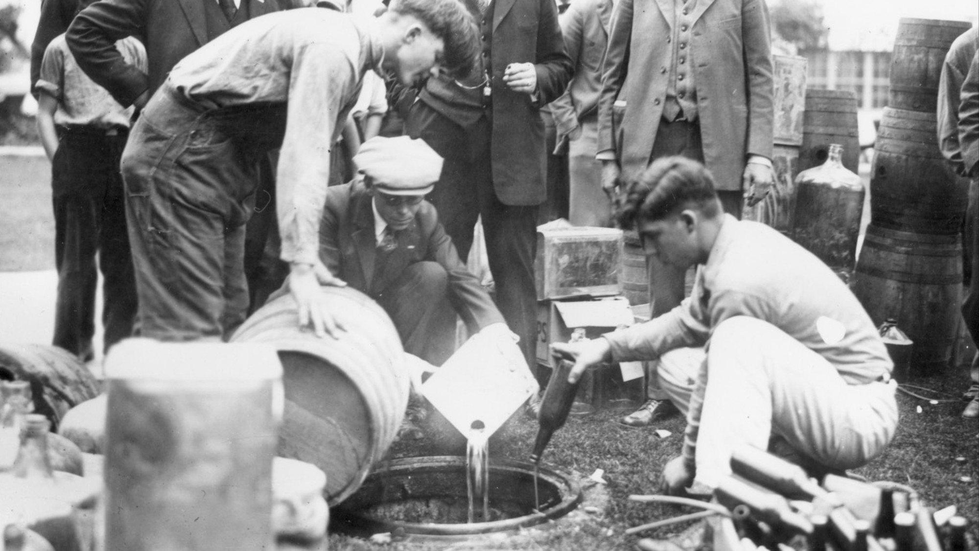 How Would-Be Alchemists Made Booze During Prohibition - VICE