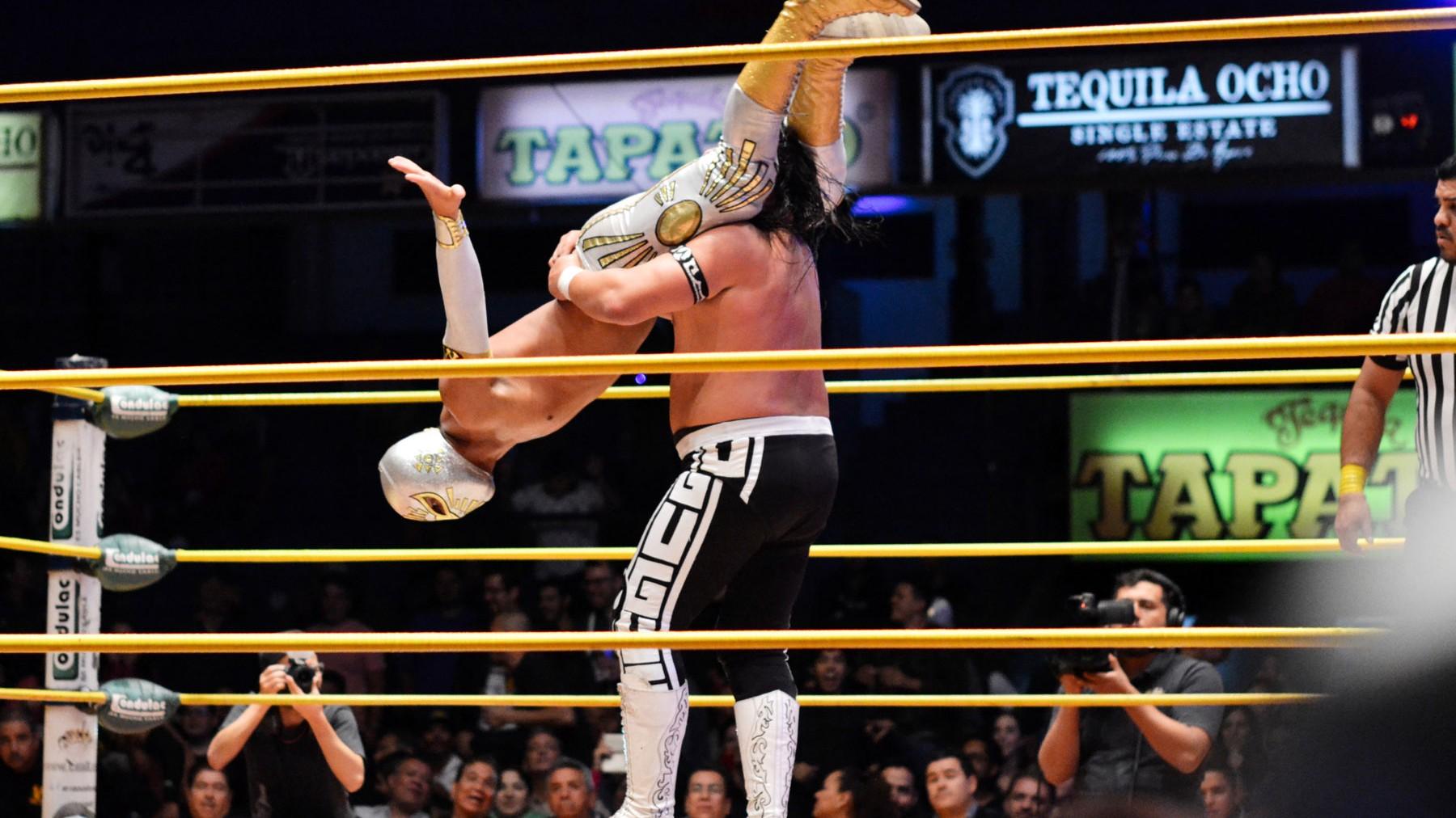 Lucha libre is more than a sport its an art