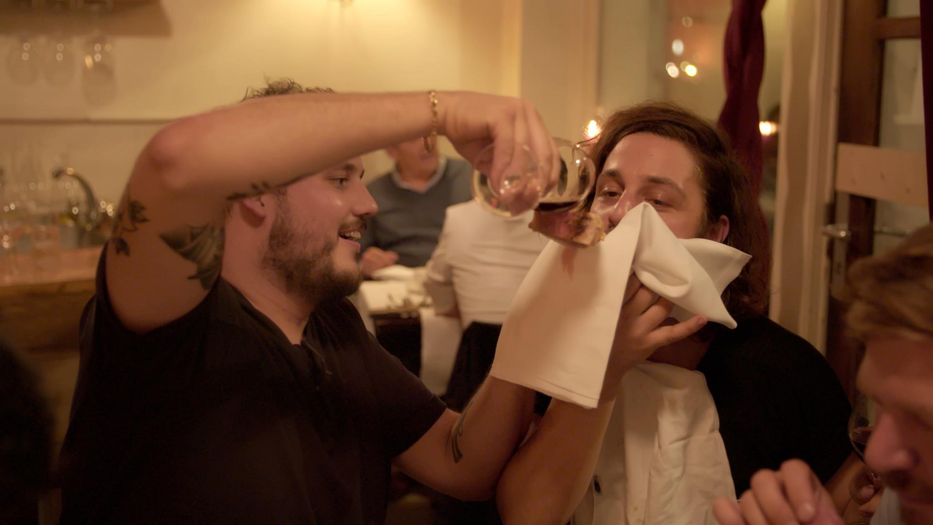 Chef's Night Out: Benny Blisto van BAK Restaurant in Amsterdam
