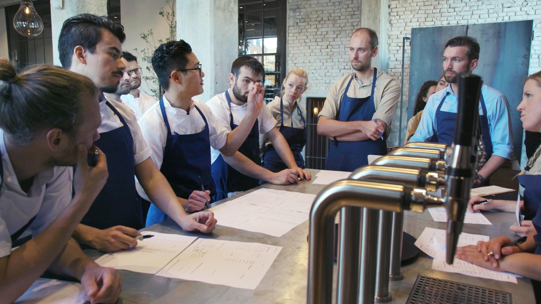 MUNCHIES præsenterer: En dag på restaurant 108