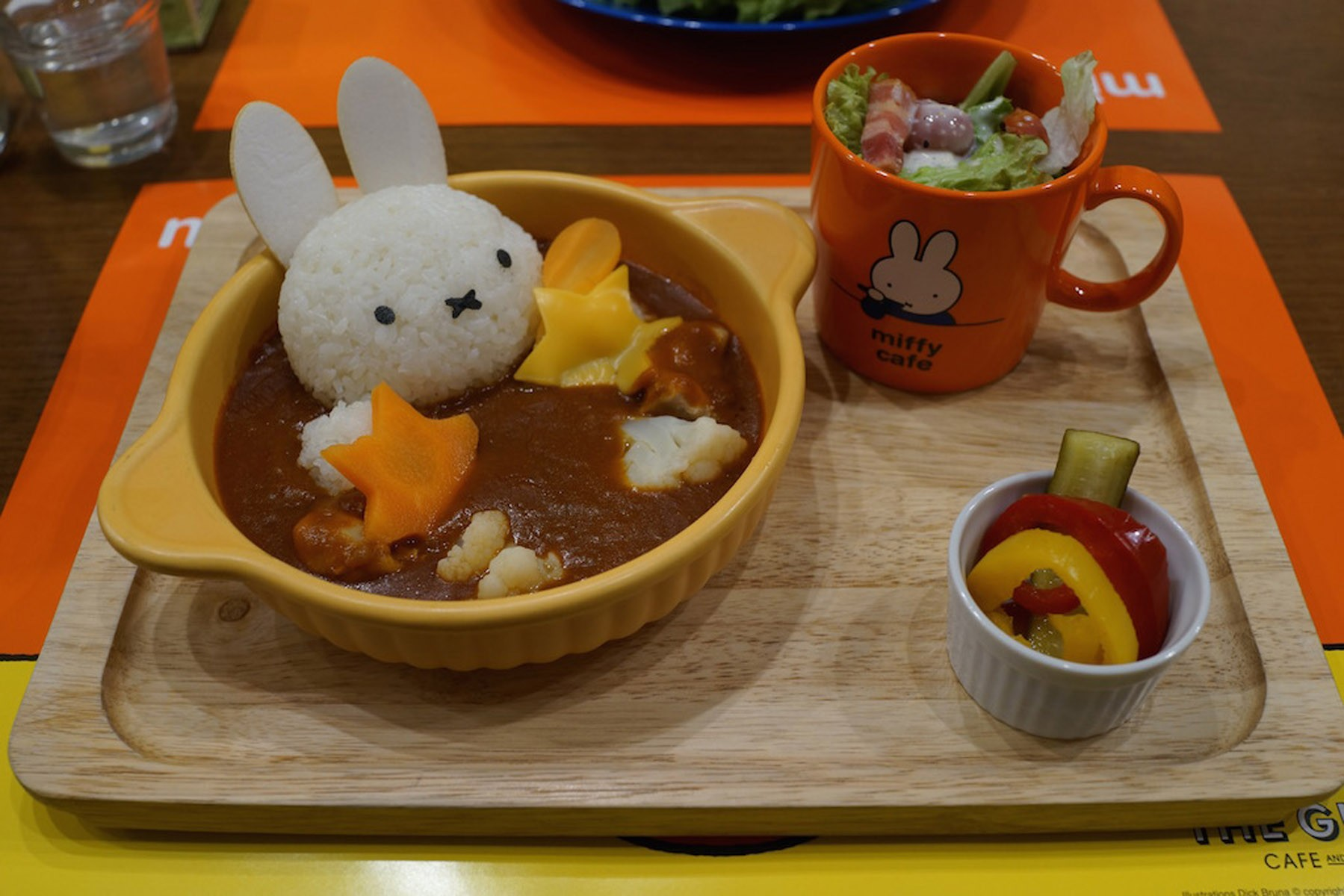 Miffy Cafe Curry