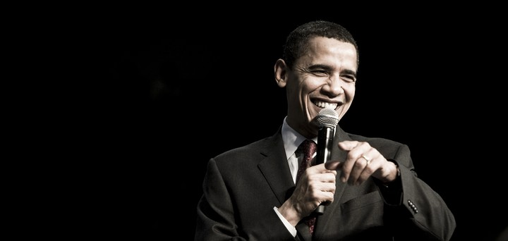 Watch a Young Barack Obama Review a Chicago Restaurant on TV