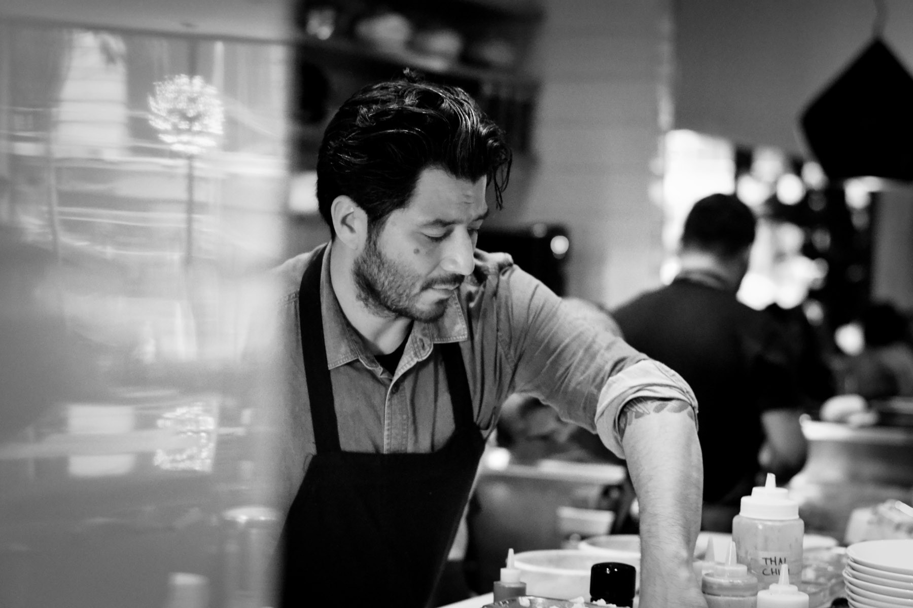 Orsa _ Winston chef and owner Josef Centeno also owns Bäco Mercat, Bar Amá, and Ledlow with a new fast casual concept coming later this year. 1