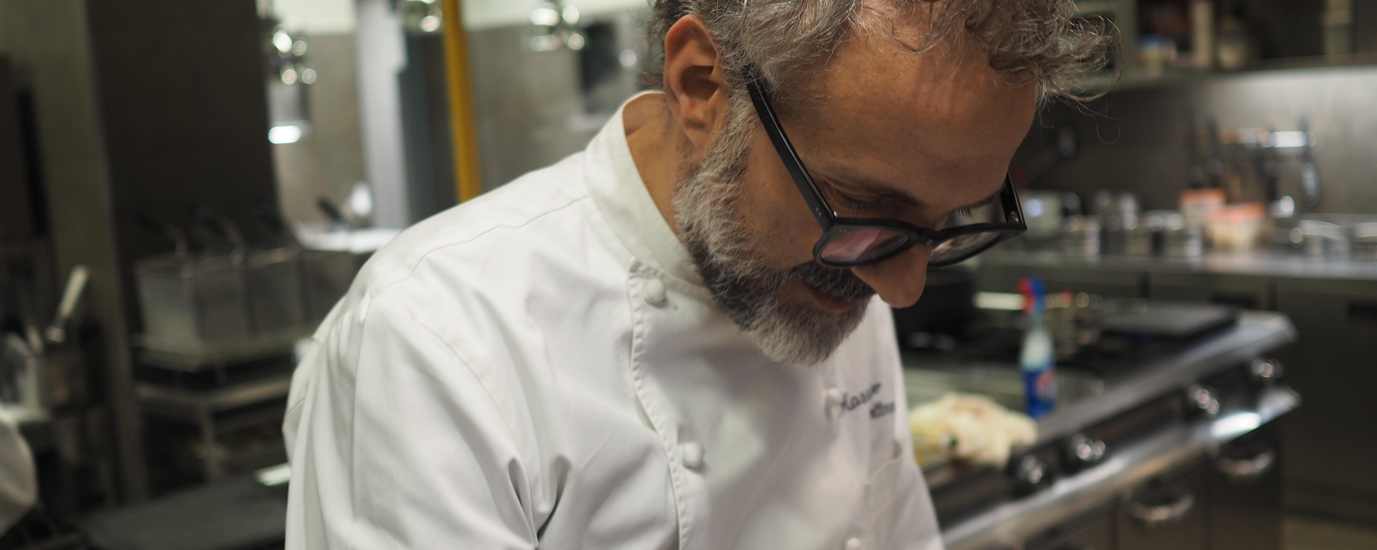 Massimo Bottura om kampen for at samle Italiens køkken