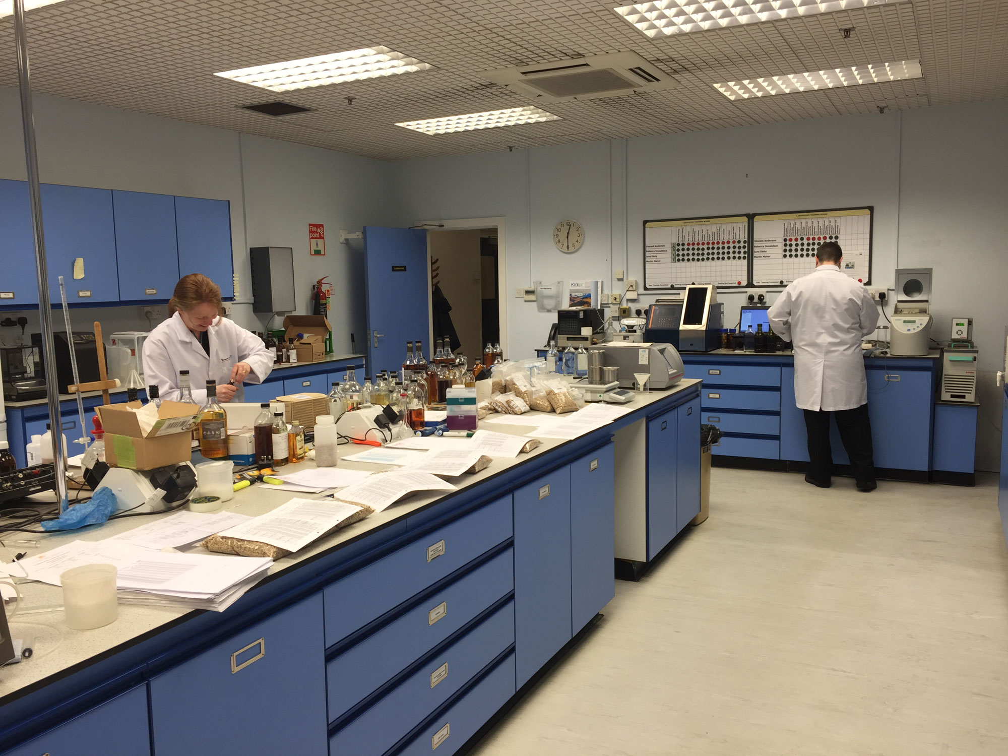 Quality-control-lab,-Springburn-Bond,-Glasgow