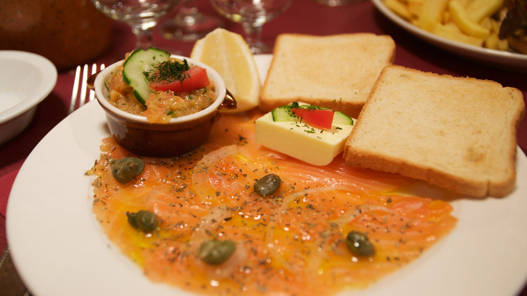 raw-salmon-done-three-ways-at-the-ontario-restaurant-photo-by-adrien-le-coa%cc%88rer