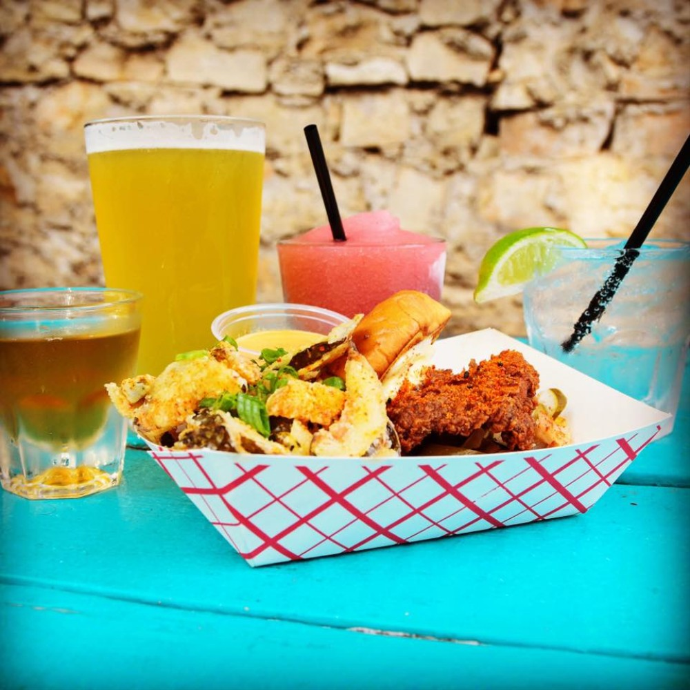 Best Lake Travis Lakeside Restaurants in addition 17 furthermore Get Down And Dirty In Austins 11 Best Dive Bars further Sixth Street Is One Of The Most Instagrammed Places In Texas moreover Tribune highlights. on 6th street bars austin texas