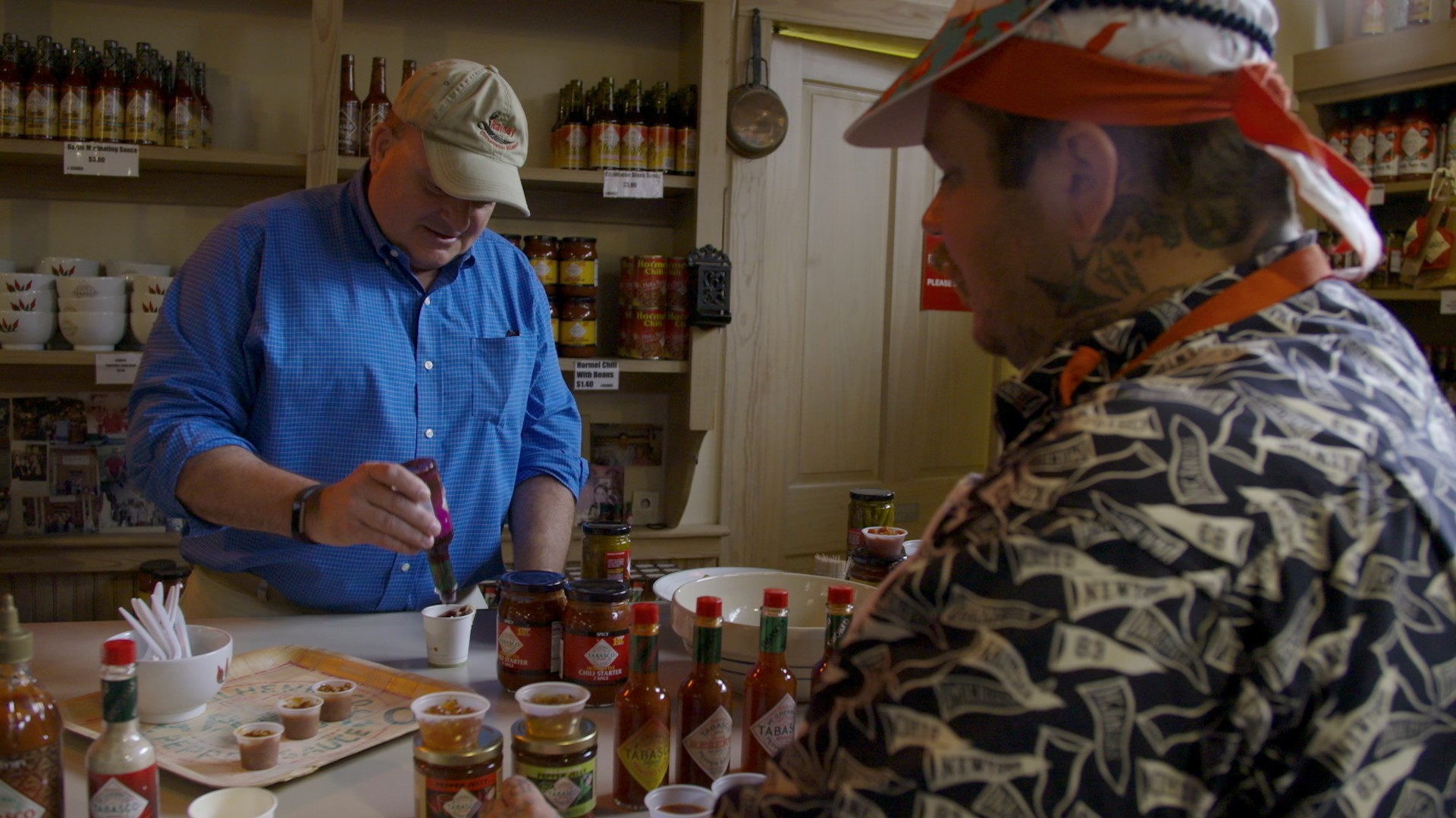 MUNCHIES Presents: The Home of Hot Sauce