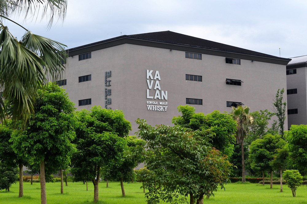 Tien-Tsai Lee, founder of King Car Group, started building the Kavalan distillery in 2005.