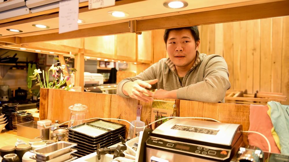 Method Japanese Kitchen Sake Bar
