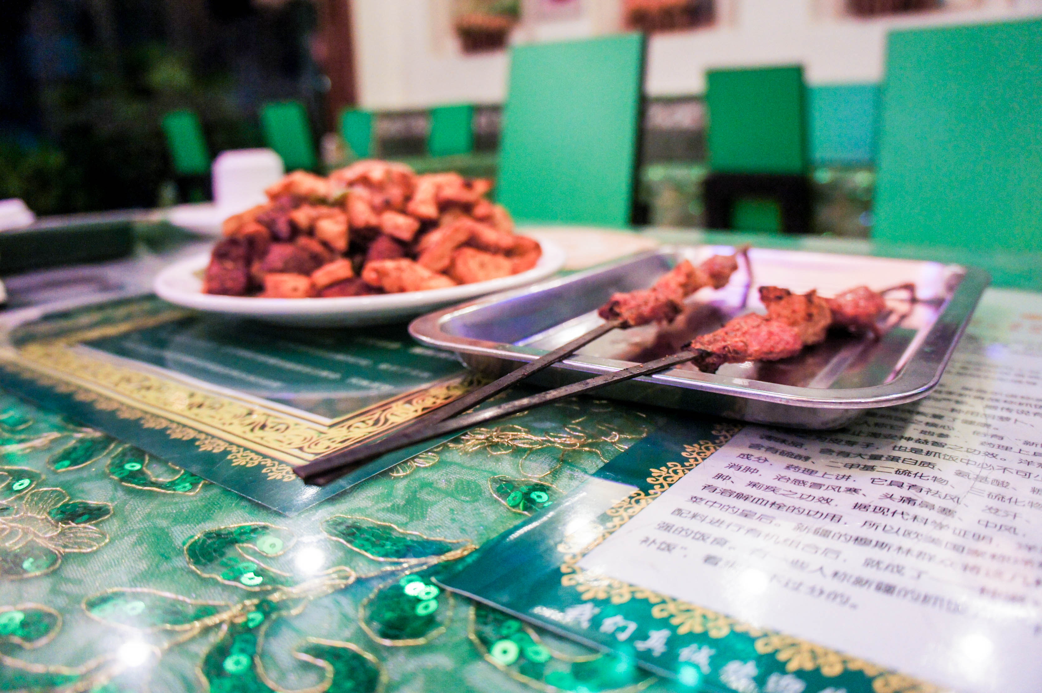 Running a Uyghur Restaurant in Beijing Is No Easy Feat - VICE