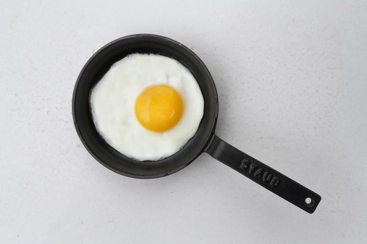 Sunnyside-Up Eggs