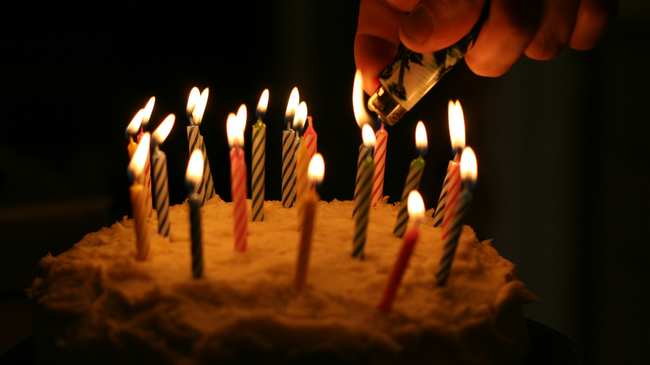 Freak Accident With Birthday Cake Candles Kills 13 In France