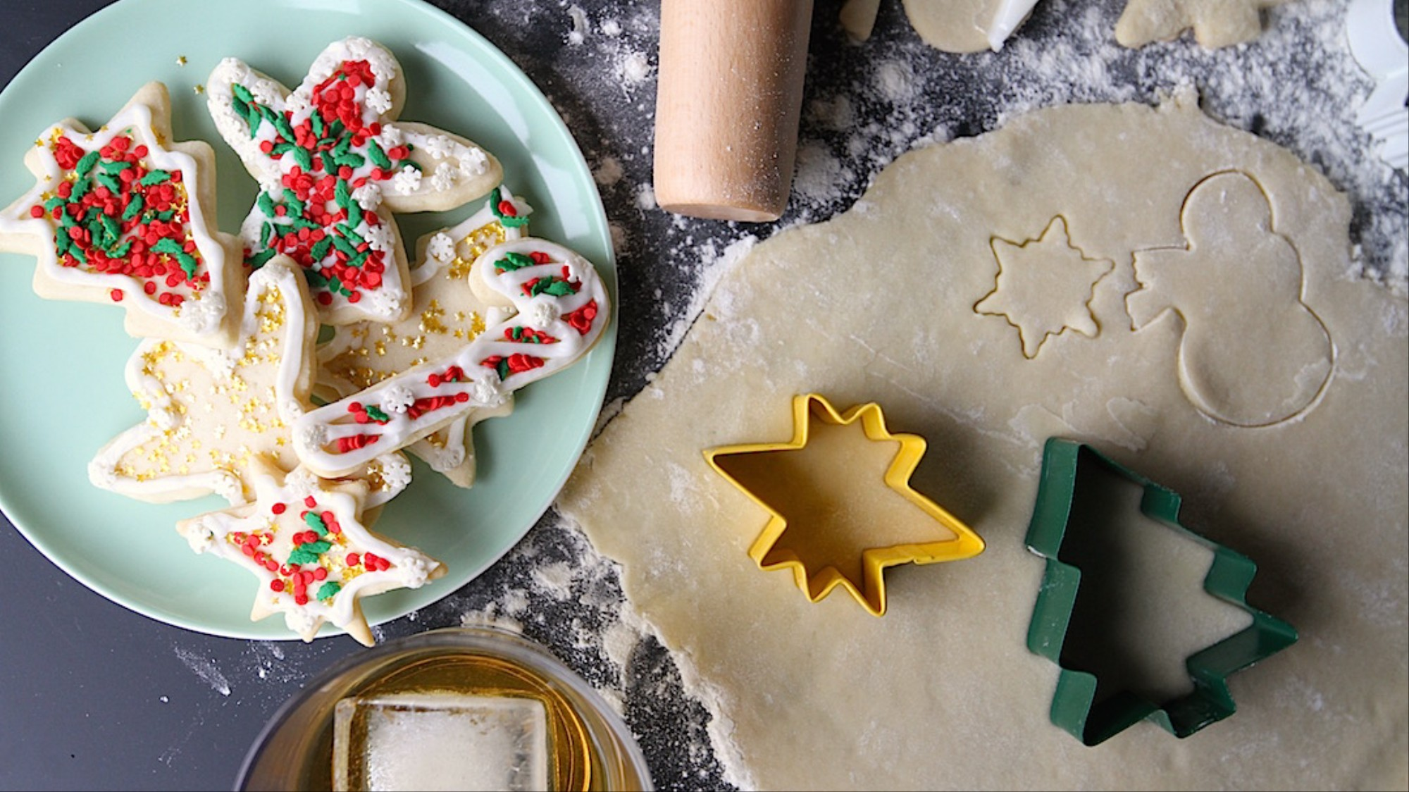 These Holiday Sugar Cookies Will Taste Great No Matter What Shape