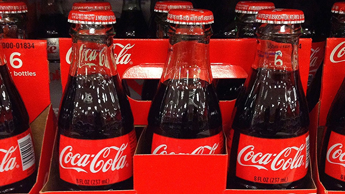 coca cola just invented the 39 world s first selfie bottle 39 munchies. Black Bedroom Furniture Sets. Home Design Ideas