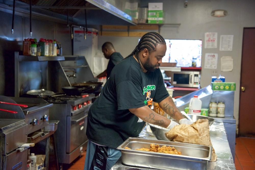 crabman305 kitchen wide shot