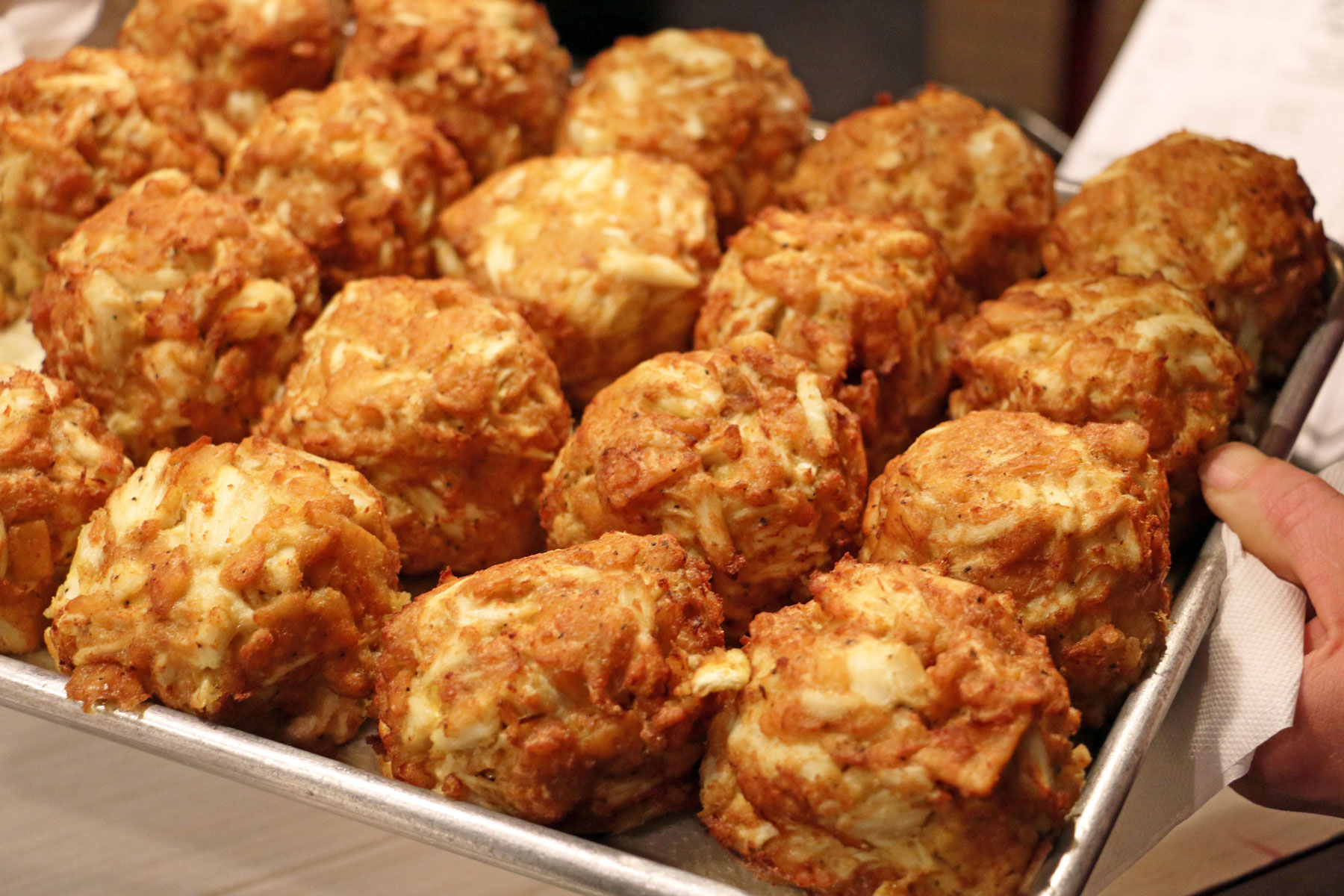 The Baltimore Crab Cake Shop That's So Good, People Want to Be Buried There