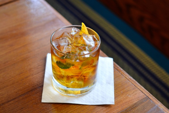 How to take your old fashioned to thailand munchies for Fish cheeks nyc