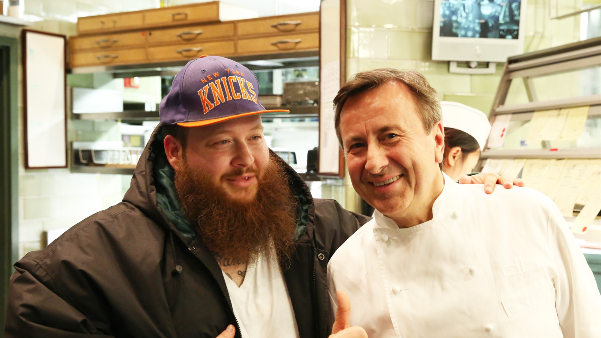 Action Bronson Tries a Legendary French Duck Dish with