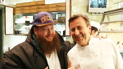 Action Bronson Tries a Legendary French Duck Dish with Daniel Boulud