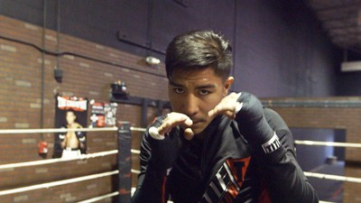 FUEL: Training with Pro Boxer Jessie Vargas
