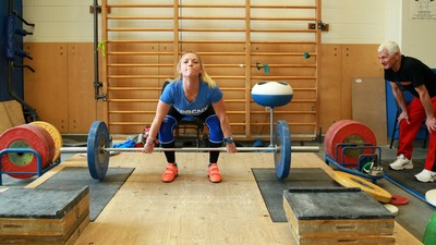 FUEL: The Diet of 105-Pound Champion Weightlifter Morghan King