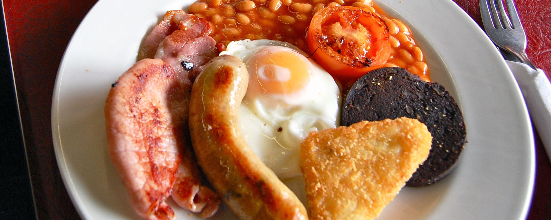 This Is the Best Part of a Full English Breakfast, According to New ...