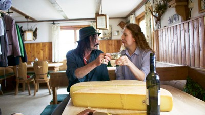 The MUNCHIES Guide to Bavaria: Punky Mountain Cheese