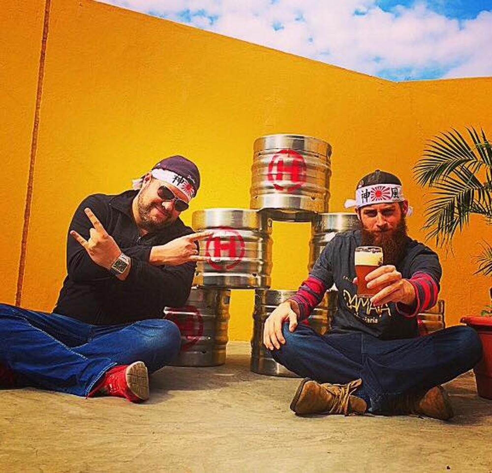 heroicabonsai_Bonsai - Partners - Fabio and Lucas