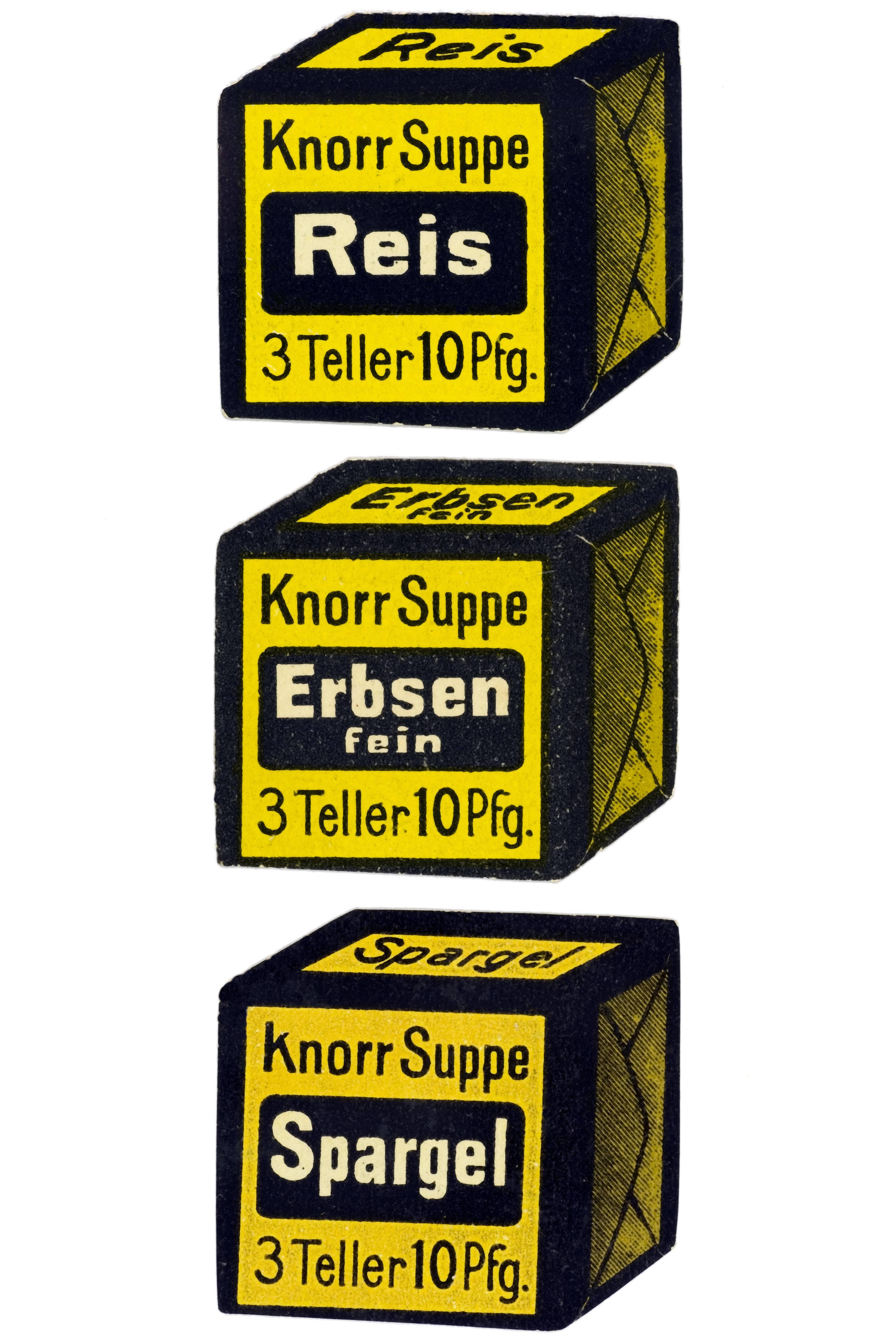 Bildnummer: 52856409 Datum: 30.12.2007 Copyright: imago/imagebroker Reklamemarke - Knorr Suppe -, Objekte; 2007, Werbung, Schriftzug, Studioaufnahme, C. H. Knorr AG, Reis, Erbsen, Spargel,; , hoch, Kbdig, Gruppenbild, , Bildnummer 52856409 Date 30 12 2007 Copyright Imago imagebroker Advertising brand Knorr Soup Objects 2007 Advertising emblem Studio shooting C H Knorr AG Rice Peas Asparagus vertical Kbdig Group photo