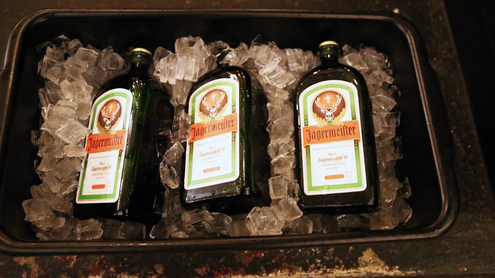 A Jägermeister History Lesson in Germany